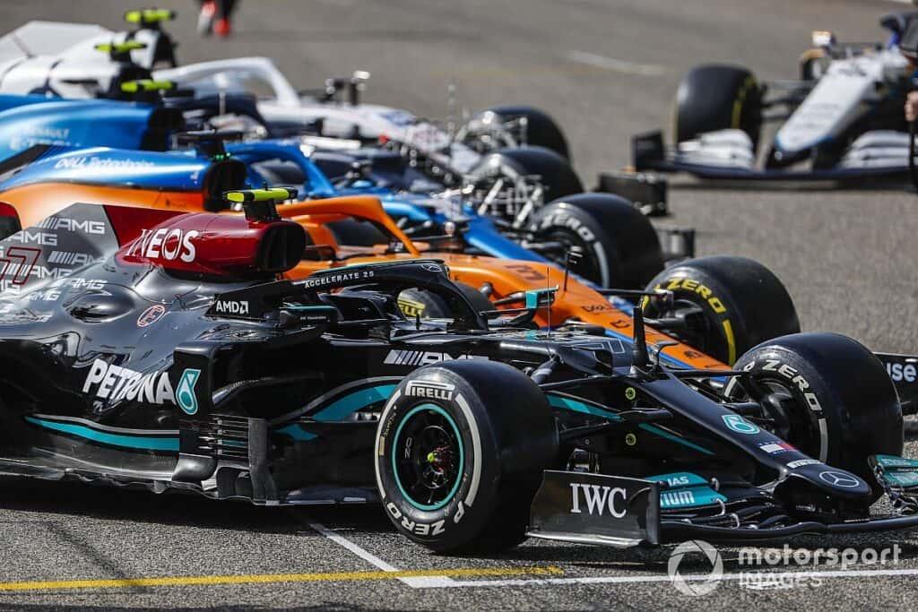 Bahrain - Mercedes, testare pre-sezon Formula 1