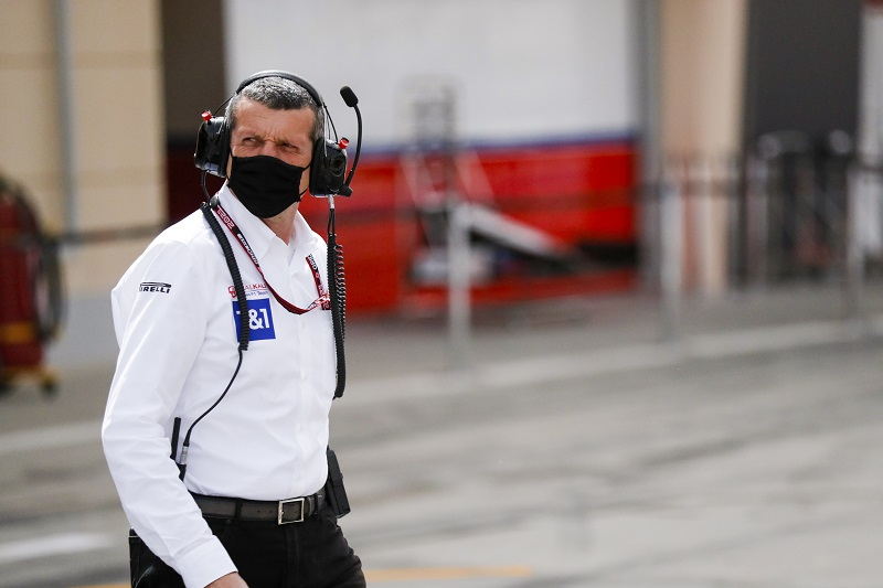 Gunther Steiner, team principalul echipei Haas
